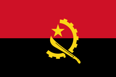 Team Angola in womens basketball 2012 Olympics